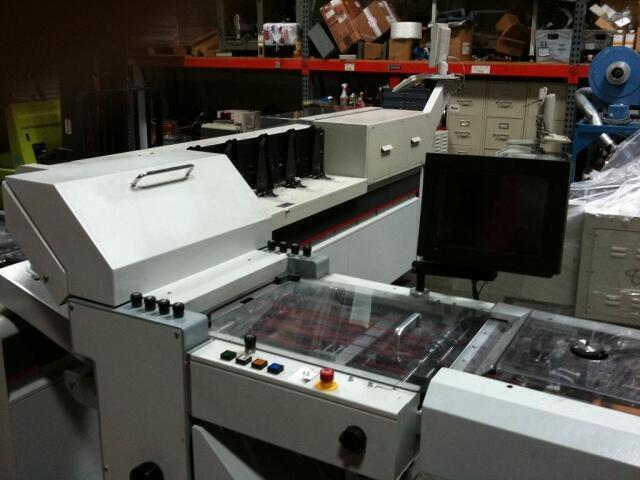 Mail Inserter | Bell & Howell VIP 2000 | Capital Mailing