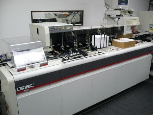 Bell Amp Howell Mailstar 400 Inserter Capital Mailing