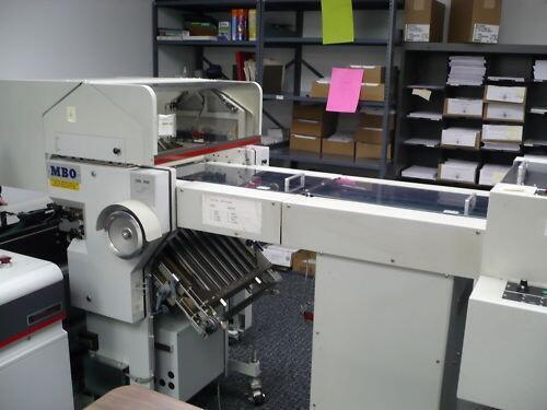 Bell & Howell Mailstar 400 inserter | Capital Mailing Equipment