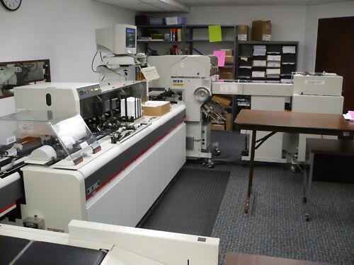 Bell & Howell Mailstar 400 inserter   Capital Mailing Equipment