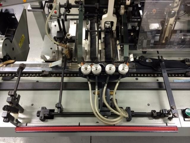 Mailcrafters Inserco 9800 Edge Inserter