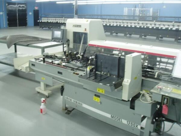 Mail Inserter | Capital Mailing Equipment | New and Used