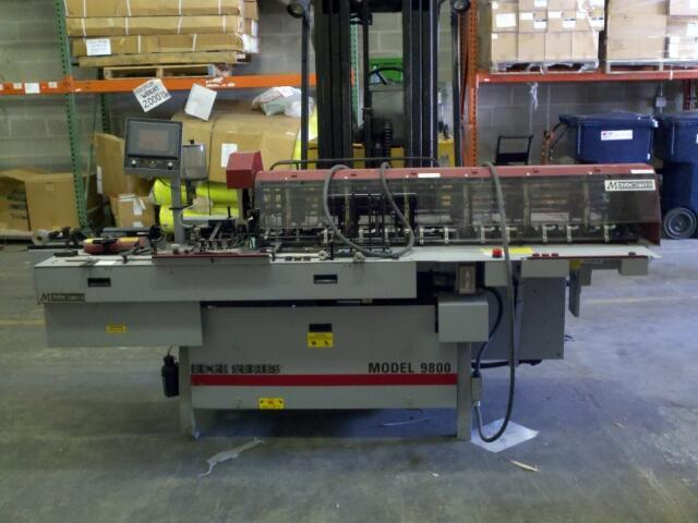 Mail Inserter | Mailcrafters 9800 Edge Series Inserter